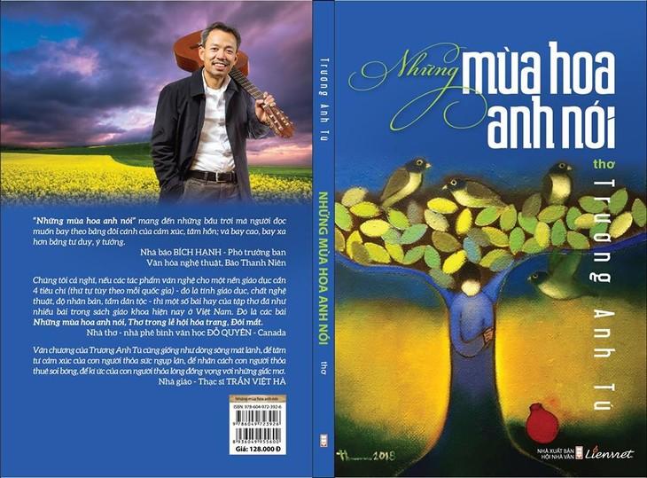 Nhà thơ Trương Anh Tú - đi qua bão giông để đến những mùa hoa - ảnh 1