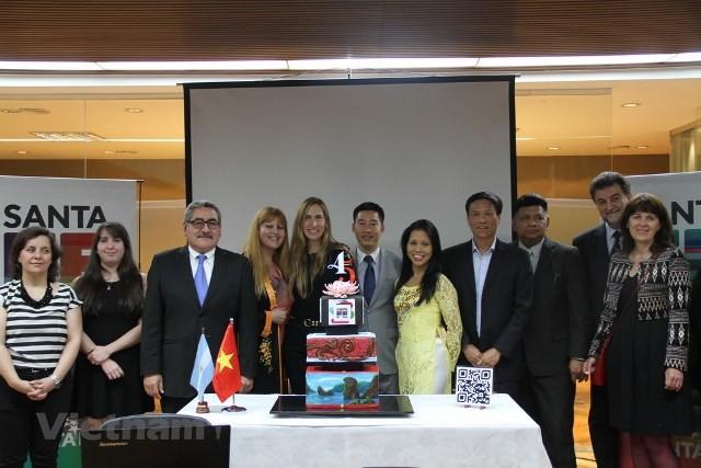 Quảng bá văn hóa và du lịch Việt Nam tại Argentina - ảnh 1