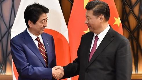 Dấu mốc mới trong quan hệ Trung - Nhật - ảnh 1