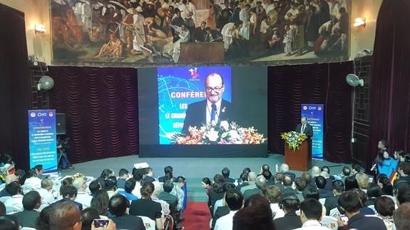 Pháp và Việt Nam hợp tác chống biến đổi khí hậu - ảnh 1