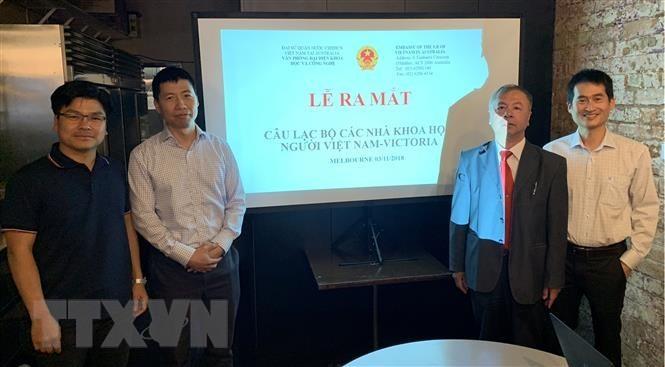 Ra mắt Câu lạc bộ thứ ba các nhà khoa học người Việt Nam tại Australia  - ảnh 1