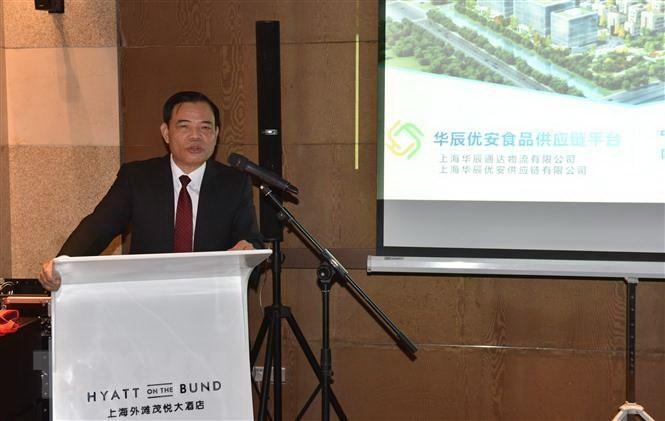 Đẩy mạnh kết nối doanh nghiệp Việt Nam - Trung Quốc - ảnh 1