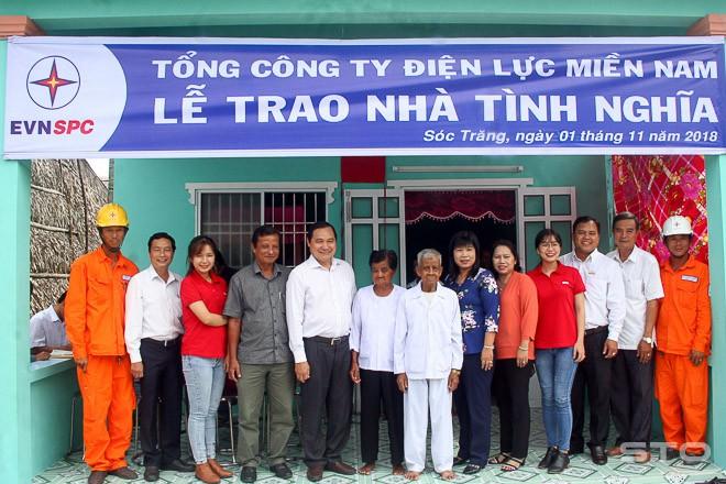 Nhiều hoạt động hỗ trợ, chăm lo đời sống đồng bào Khmer nghèo - ảnh 1