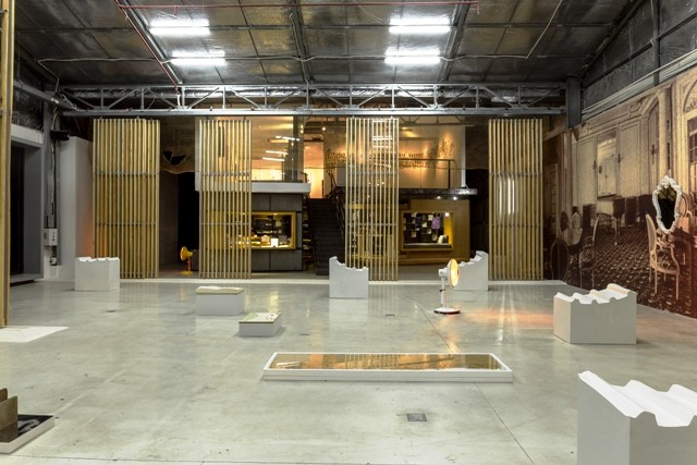 Triển lãm Cao/Độ/Chiều - sự kết hợp giữa nghệ thuật thị giác và kiến trúc - ảnh 11