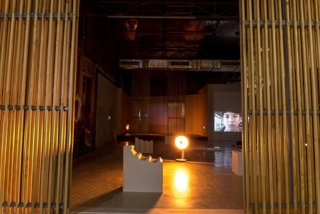 Triển lãm Cao/Độ/Chiều - sự kết hợp giữa nghệ thuật thị giác và kiến trúc - ảnh 13