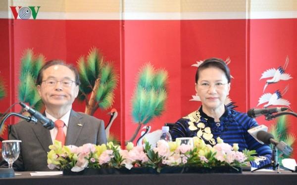 Người Việt Nam tại Hàn Quốc là cầu nối cho sự gắn bó, hợp tác và phát triển lâu bền giữa hai đất nước - ảnh 1