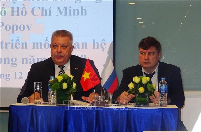 Liên bang Nga và Việt Nam thúc đẩy hợp tác phát triển trên nhiều lĩnh vực - ảnh 1