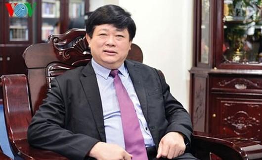 Lời chúc Tết 2019 của Tổng Giám đốc Đài Tiếng nói Việt Nam - ảnh 1