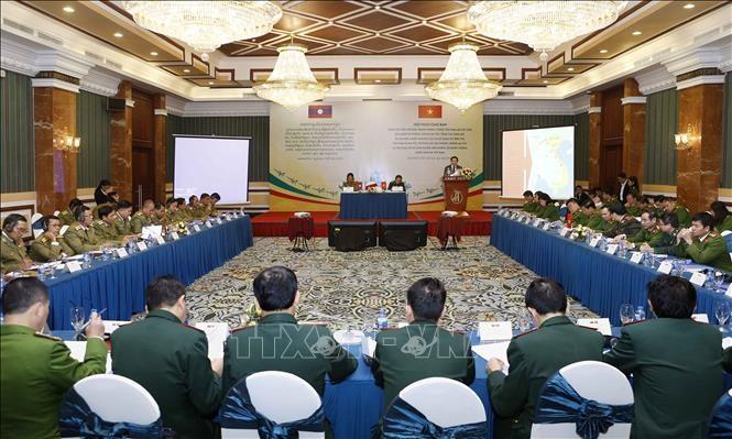 Đẩy mạnh hợp tác phòng chống ma túy trên tuyến biên giới Việt Nam – Lào - ảnh 1