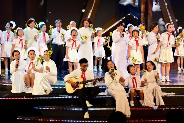Tuổi trẻ Việt Nam nhớ lời Di chúc của Chủ tịch Hồ Chí Minh - ảnh 1
