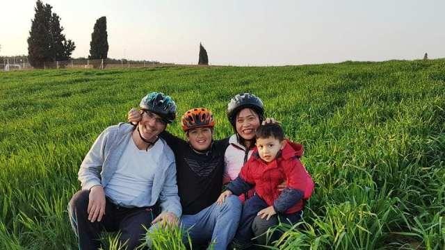 Chị Hồng Shuranys và câu chuyện hòa hợp trong gia đình Việt Nam - Israel - ảnh 1