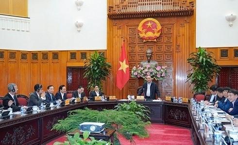 Thủ tướng Nguyễn Xuân Phúc: Đẩy mạnh việc hình thành Trung tâm đổi mới sáng tạo quốc gia - ảnh 1