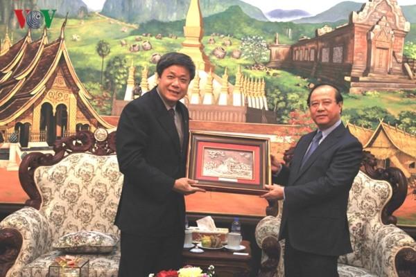 Tăng cường hợp tác thông tin truyền thông giữa Lào và Việt Nam - ảnh 2