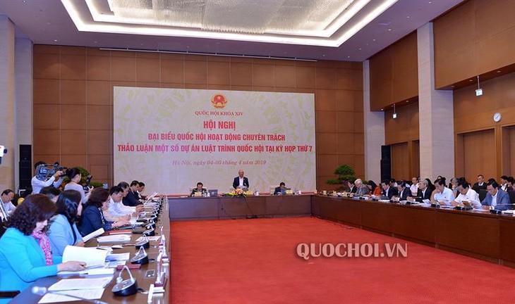 Hội nghị Đại biểu Quốc hội chuyên trách: thảo luận Luật Giáo dục (sửa đổi) - ảnh 1