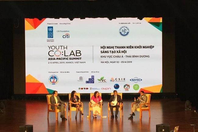 Hội nghị thanh niên khởi nghiệp sáng tạo xã hội Châu Á-Thái Bình Dương lần thứ 2 - ảnh 1