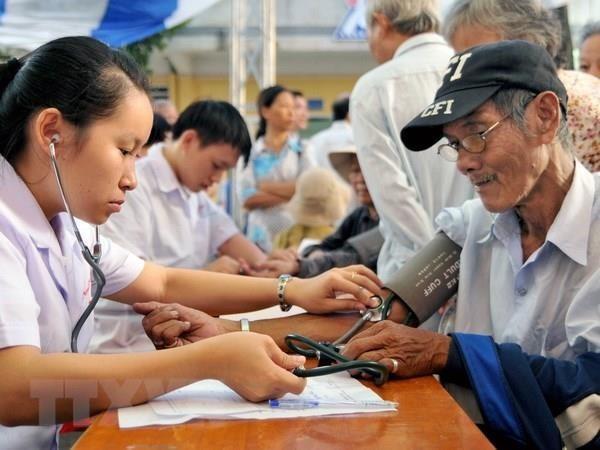 Bốn bệnh viện lớn khám bệnh miễn phí tại khu vực Tượng đài Lý Thái Tổ, Hoàn Kiếm, Hà Nội - ảnh 1