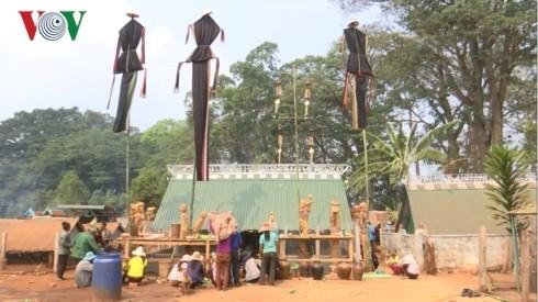 Lễ Pơ Thi nét văn hóa độc đáo của người Jarai - ảnh 1