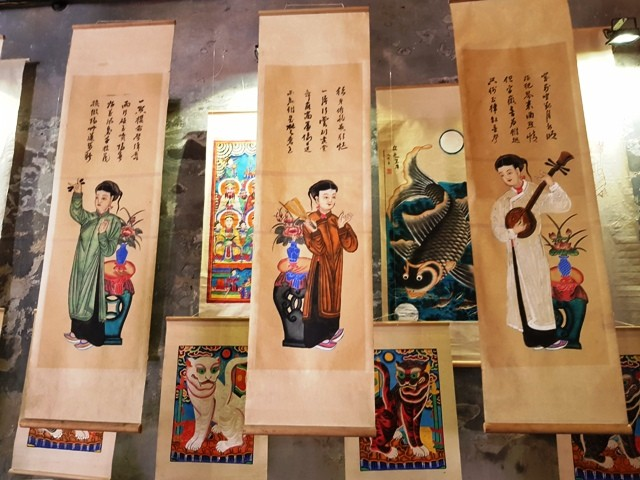 Ban quản lý Phố cổ Hà Nội tổ chức các hoạt động chào mừng các ngày lễ lớn - ảnh 2