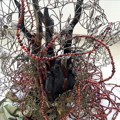 """Độc đáo triển lãm """"Nhựa cây vẫn chảy"""" của nghệ sĩ Pháp và Việt Nam - ảnh 1"""