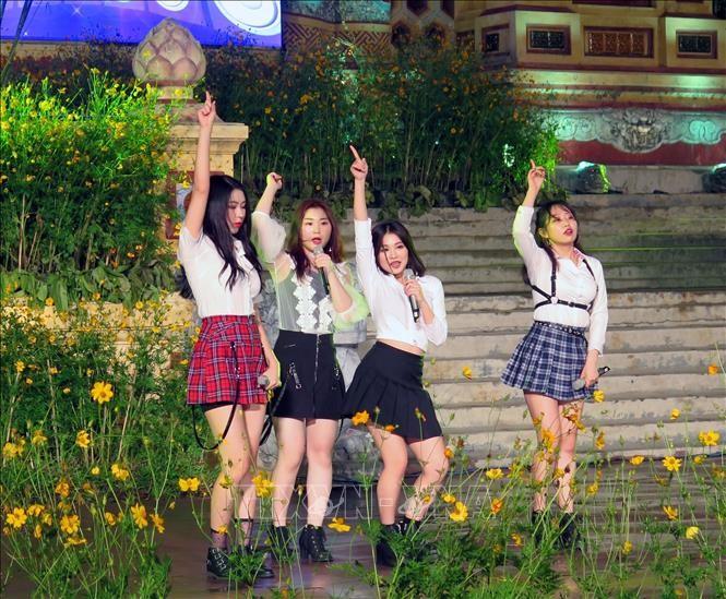 Festival Nghề truyền thống Huế: Ấn tượng chương trình nghệ thuật của Hàn Quốc - ảnh 1
