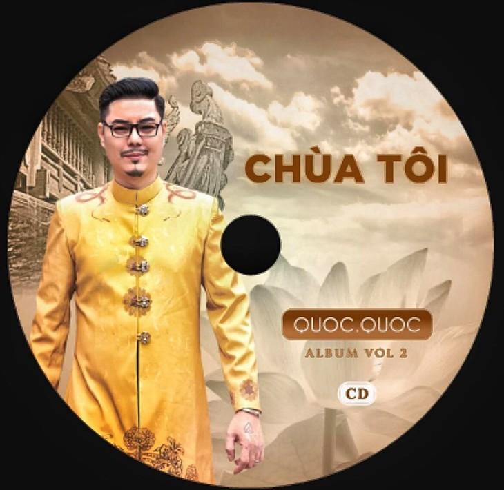 Album Quốc Quốc Vol 2 Chùa tôi - Đóa sen hồng trong mùa Phật đản - ảnh 1