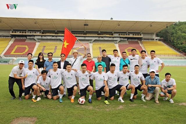 Việt Nam vô địch Giải bóng đá Thượng viện Czech - ảnh 2