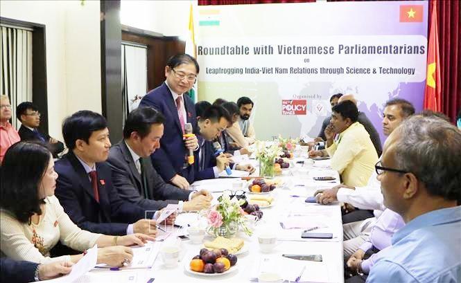 Đẩy mạnh hợp tác Việt - Ấn thông qua khoa học công nghệ  - ảnh 1