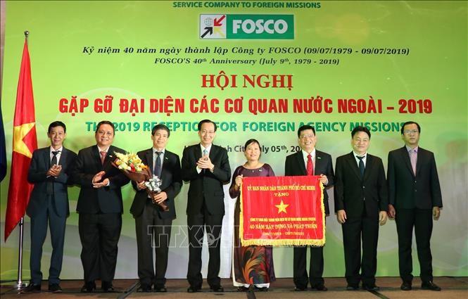 Nâng cao hiệu quả dịch vụ hỗ trợ cộng đồng người nước ngoài - ảnh 1