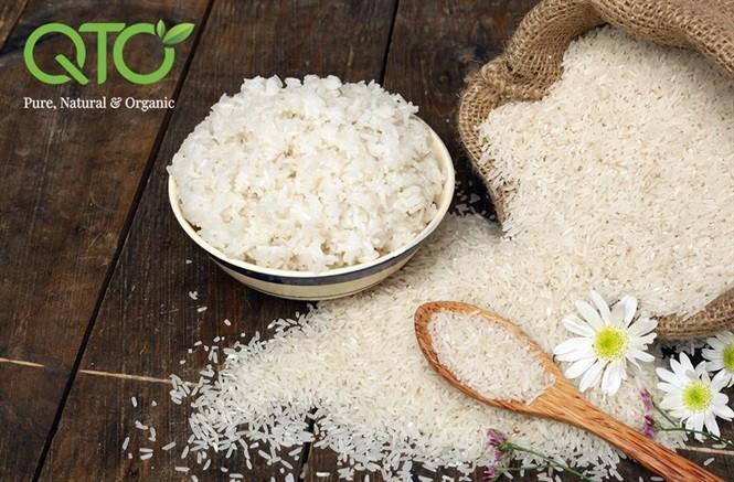 Gạo hữu cơ Quảng Trị chứa hợp chất quý, có tác dụng tốt cho sức khỏe - ảnh 1