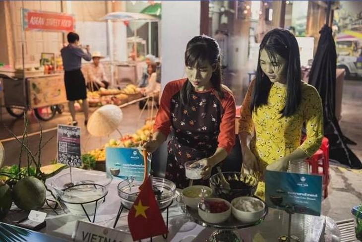 Chè Việt Nam được yêu thích tại lễ kỷ niệm Ngày ASEAN diễn ra tại Bangkok, Thái Lan - ảnh 8