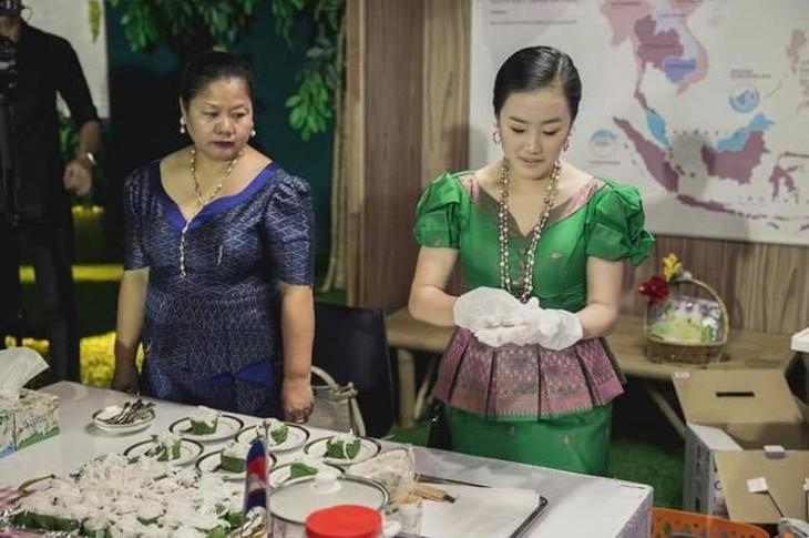 Chè Việt Nam được yêu thích tại lễ kỷ niệm Ngày ASEAN diễn ra tại Bangkok, Thái Lan - ảnh 15