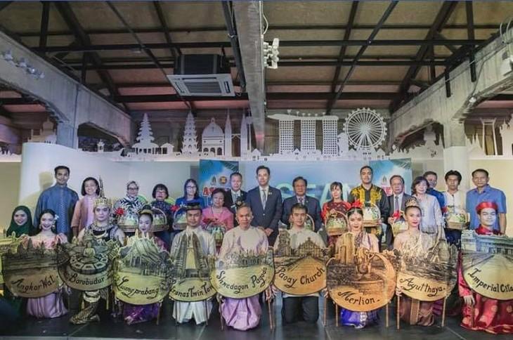 Chè Việt Nam được yêu thích tại lễ kỷ niệm Ngày ASEAN diễn ra tại Bangkok, Thái Lan - ảnh 4