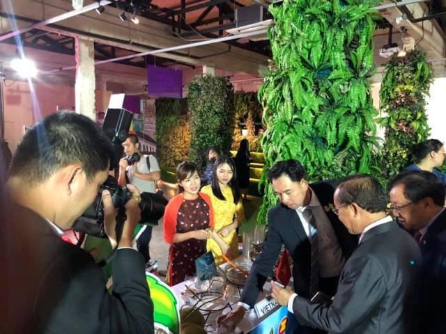 Chè Việt Nam được yêu thích tại lễ kỷ niệm Ngày ASEAN diễn ra tại Bangkok, Thái Lan - ảnh 14