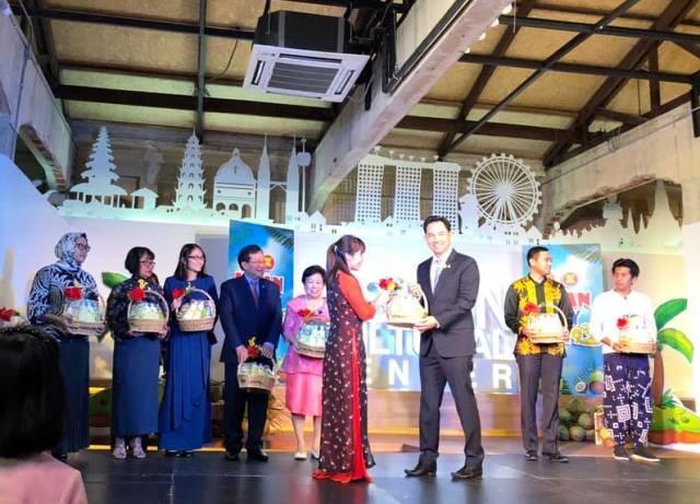 Chè Việt Nam được yêu thích tại lễ kỷ niệm Ngày ASEAN diễn ra tại Bangkok, Thái Lan - ảnh 5