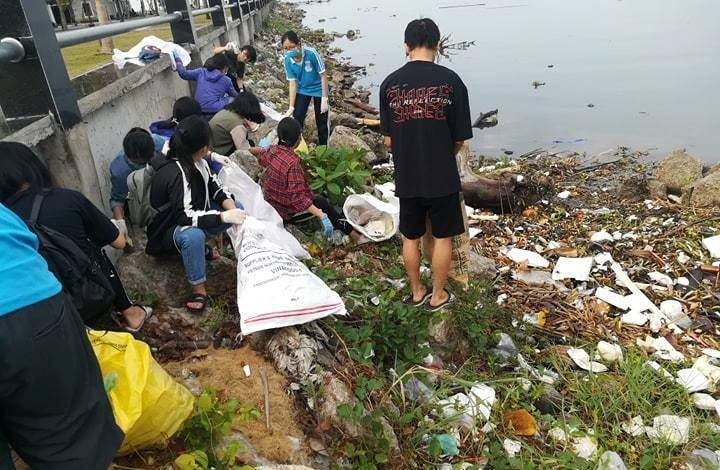 Câu lạc bộ Saving Green ở tỉnh Kiên Giang truyền cảm hứng sống xanh - ảnh 2