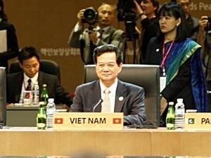 Konferensi Tingkat Tinggi ASEAN ke-20 di Kamboja - ảnh 1