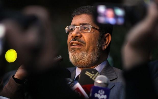 Lima Menteri Mesir serempak lengser - ảnh 1