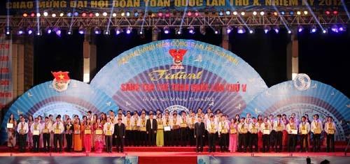 """Festival """"Kreasi muda"""" Nasional ke-6 - ảnh 1"""