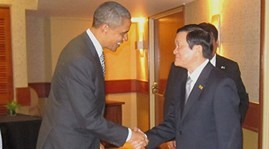 Kunjungan di AS yang dilakukan Presiden Truong Tan Sang akan menjadi tonggak sejarah - ảnh 1