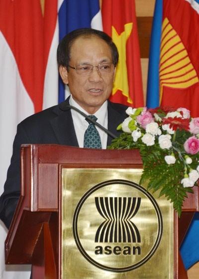 Memperkuat kerjasama antara Badan Sekretariat ASEAN dan Dana Asia-Eropa - ảnh 1