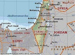 Perundingan damai Palestina-Israel mungkin dimulai pada pekan yang mendatang - ảnh 1