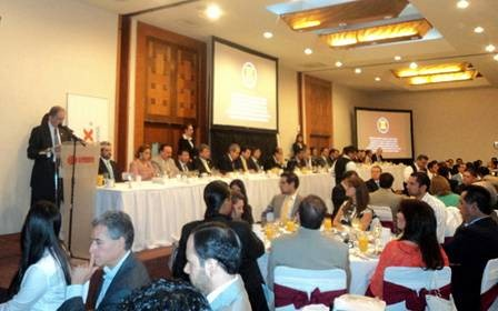 Vietnam menghadiri Forum perdagangan Asia-Pasifik di Meksiko - ảnh 1