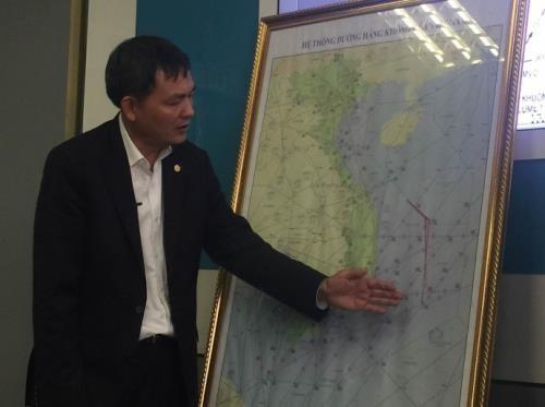 Pesawat terbang Tiongkok melanggar ketentuan-ketentuan ICAO - ảnh 1
