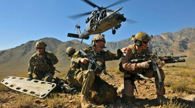 AS menggelarkan pasukan Satgas di Irak - ảnh 1