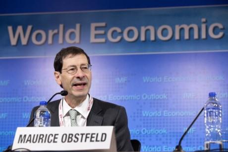 IMF mengoreksi prakiraan pertumbuhan ekonomi global - ảnh 1