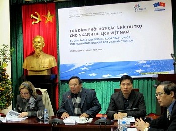 Para donor internasional membantu mengembangkan pariwisata Vietnam - ảnh 1