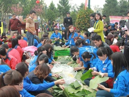 """Membuka program: """"Hari Raya Tet Vietnam"""" di Museum Hanoi - ảnh 1"""