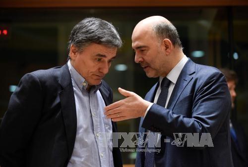 Yunani menerima kompromi yang bersangkutan dengan paket bantuan keuangan - ảnh 1