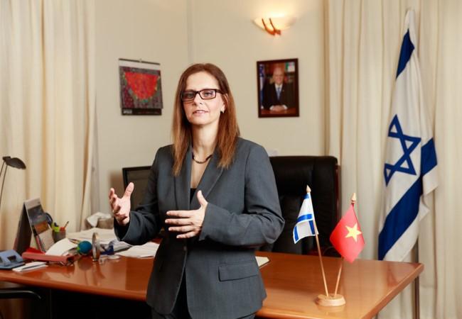 Vietnam dan Israel mendorong kerjasama di bidang ketenaga-kerjaan - ảnh 1