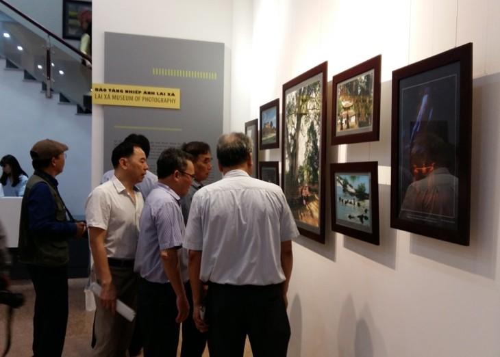 Desa kerajinan Lai Xa - Tempat yang melestarikan seni fotografi Vietnam - ảnh 1